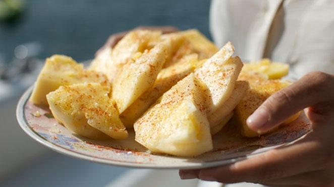 pineapple salt facts