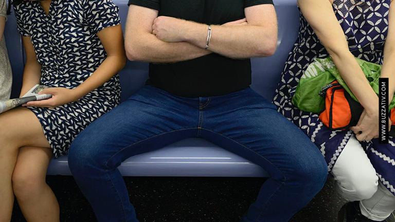 sitting mansplaining