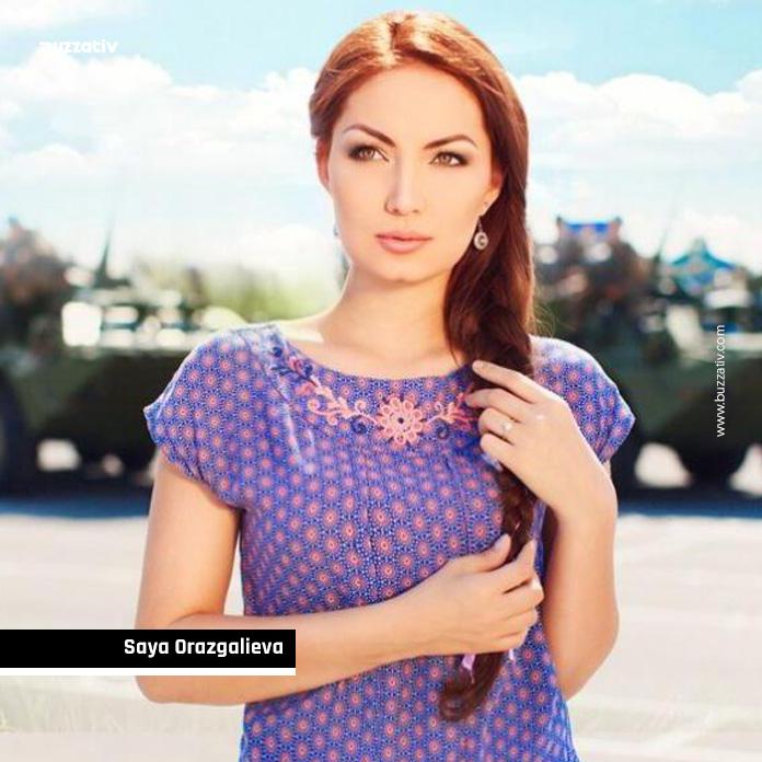saya orazgalieva