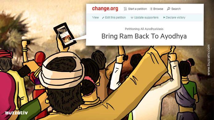 bring back ram ayodhya