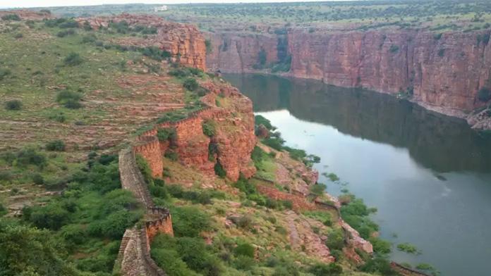 gandikota canyon